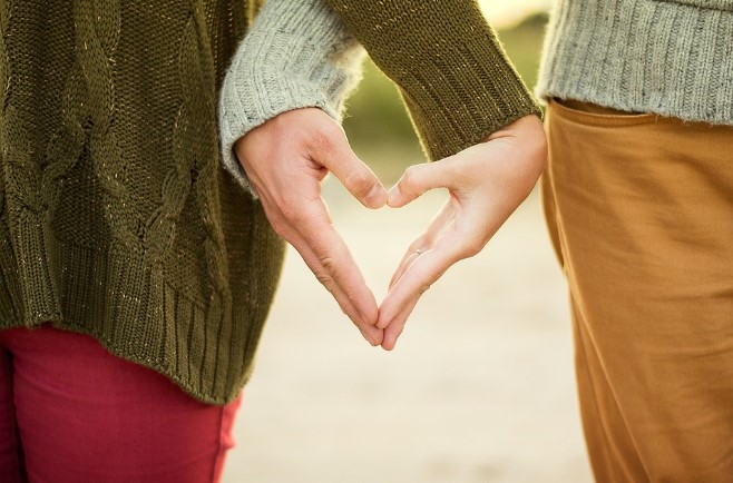 celebra el amor en pareja