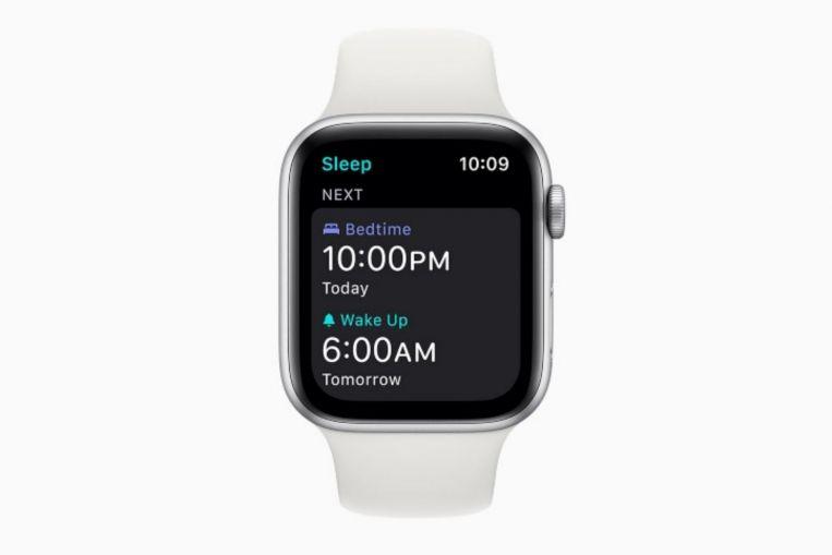 Apple hará que el seguimiento del sueño esté disponible para Apple Watch en el futuro