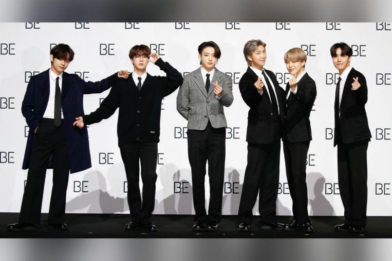 K-Pop BTS marca el año de la pandemia con el álbum 'BE' y el sencillo 'Life Goes On'