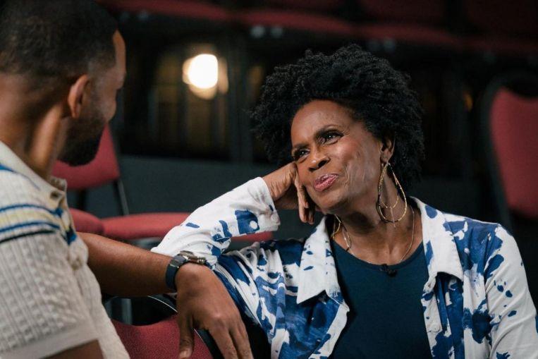 La reunión de Fresh Prince resuelve una disputa de décadas entre Will Smith y la 'tía Viv' Janet Hubert