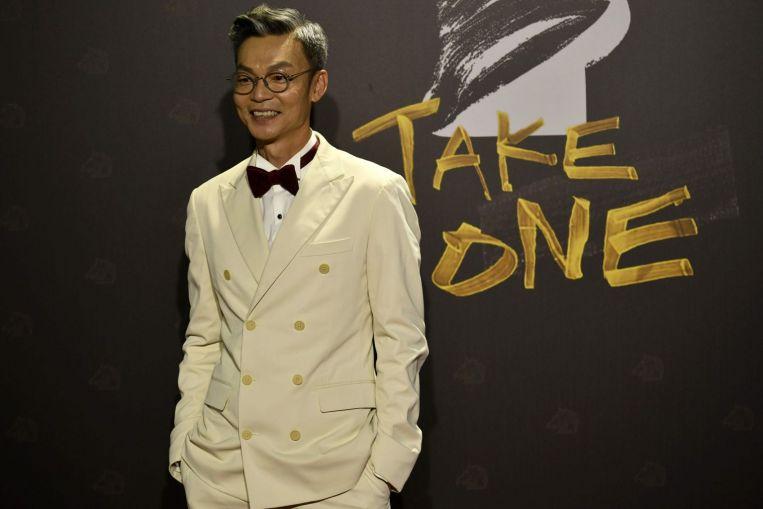 Mark Lee pierde el trofeo al Mejor Actor Protagónico, pero la película local Número 1 aún gana en el Caballo de Oro