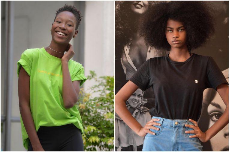Modelos negros cada vez más visibles en las pasarelas de Brasil