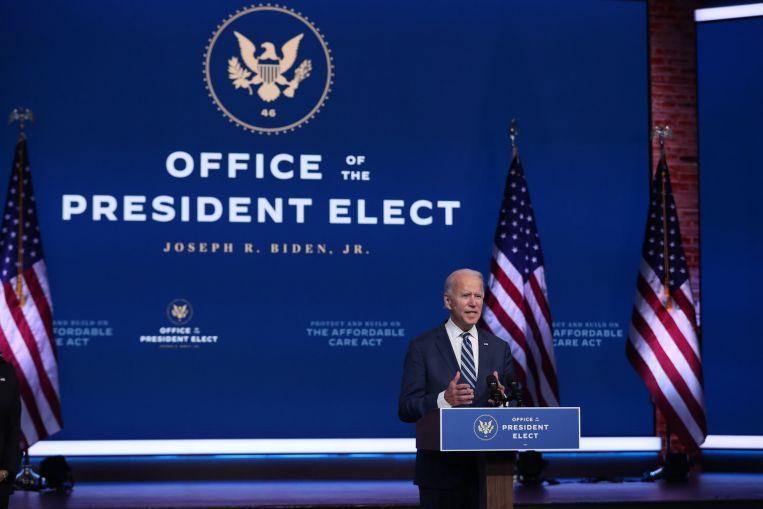 Suspiro de alivio mientras las organizaciones internacionales esperan al presidente electo de Estados Unidos, Biden