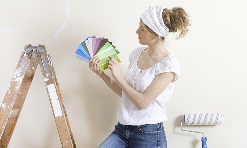 pintar tu hogar