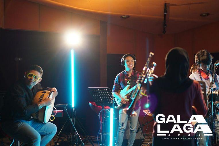 Gala Laga Festival 2020: un choque de música malaya tradicional y moderna