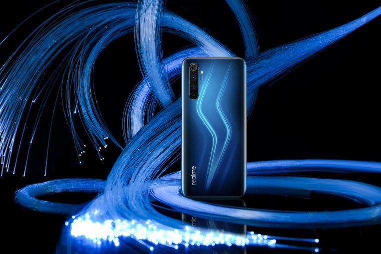Análisis técnico: Realme 6 Pro es un teléfono inteligente ligero y ágil