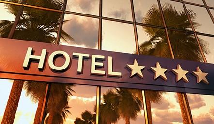 actividad hotelera