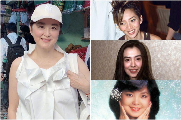 Icono de pantalla de Lin Ching-hsia en Anita Mui, Joey Wong, Teresa Teng