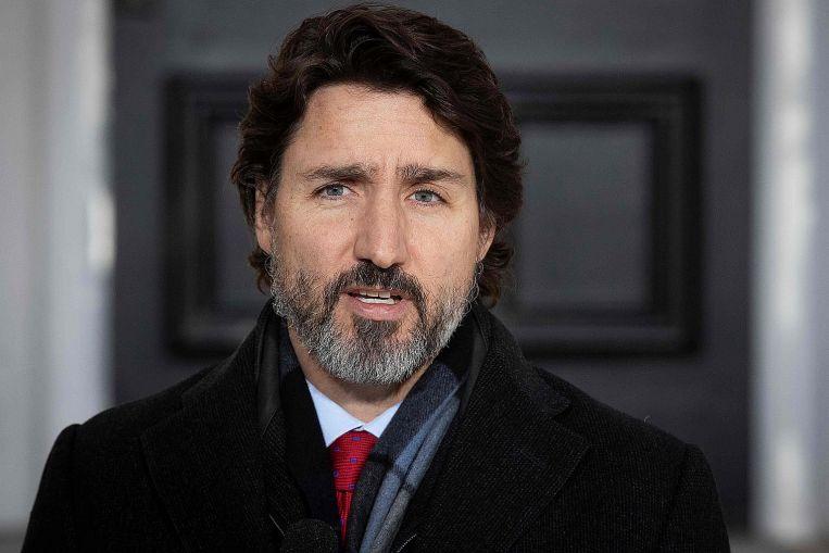 Canadá podría ver elecciones este año, dijo el primer ministro Trudeau por primera vez.