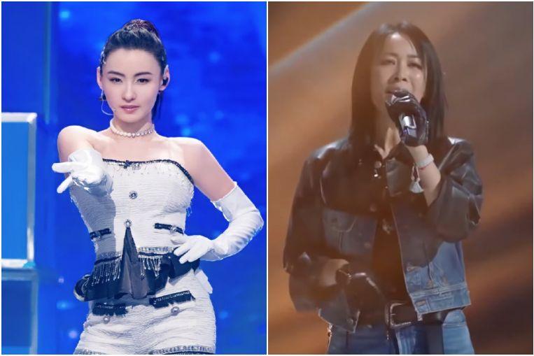 Na Ying rechaza la solicitud de Cecilia Cheung de unirse a su equipo en Sisters Who Make Waves
