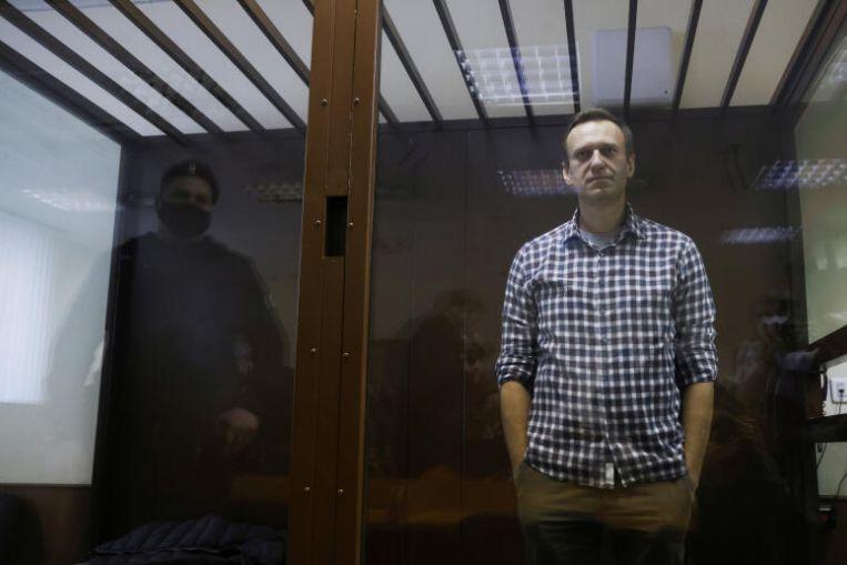 Amnistía retira a Navalny del estatus de 'preso de conciencia'