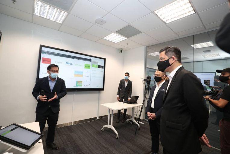 Centro de I + D de Dell de 50 millones de dólares en S'pore para impulsar la innovación informática de vanguardia