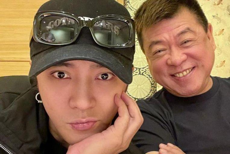 El artista taiwanés Show Lo entierra el hacha con el ex agente Sun Te-jung