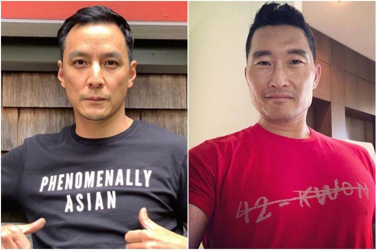 Los actores Daniel Wu y Daniel Dae Kim ofrecen una recompensa por información sobre delitos de odio