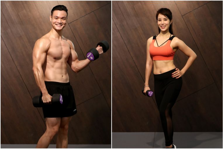 Hot Bods: uno tiene una pasión ardiente por xiang guo mala, otro es un amante de los verdes