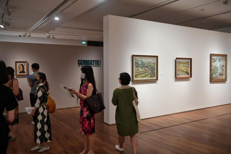 Aumenta la asistencia a los museos, mientras que los singapurenses buscan ocio en casa