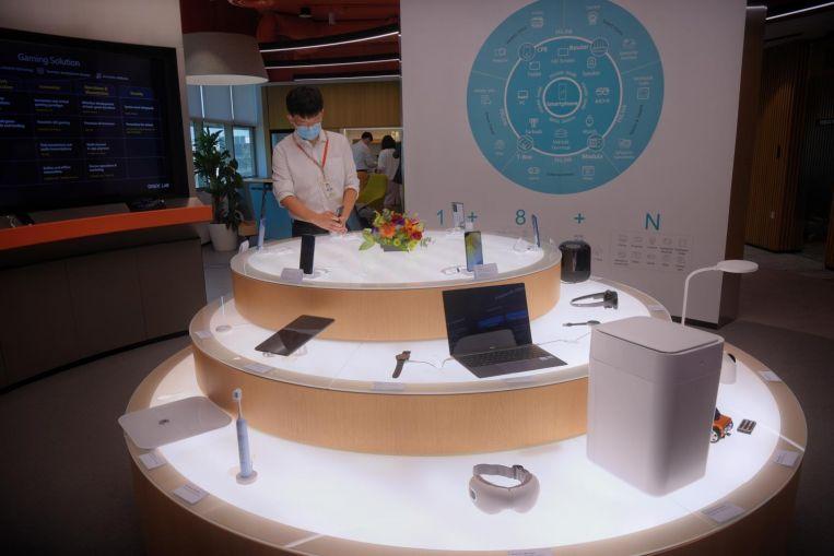 Huawei lanza un centro regional de $ 40 millones en S'pore para respaldar el desarrollo de aplicaciones telefónicas