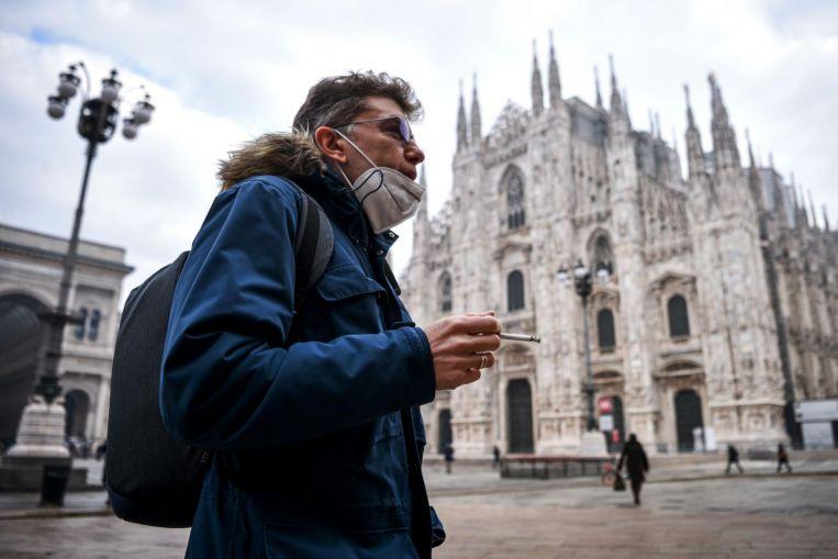 Los fumadores encienden más durante la pandemia