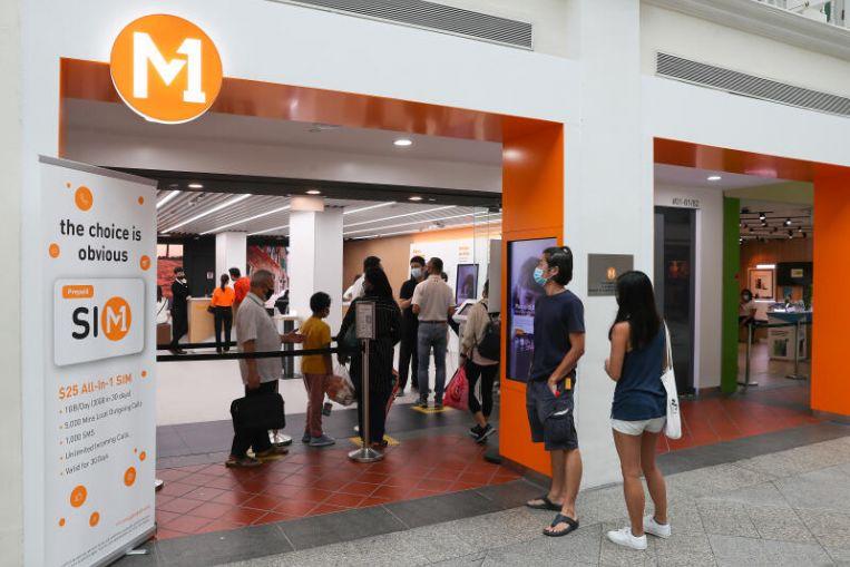 M1 presenta planes móviles totalmente flexibles a los clientes