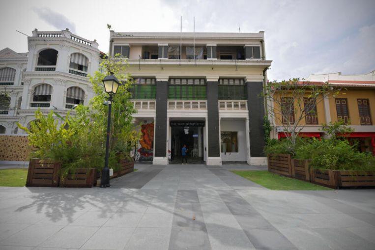 NAC convertirá el espacio de la Rua Arênia da Substação en un centro para grupos artísticos