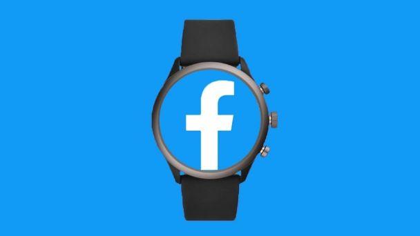 reloj inteligente facebook
