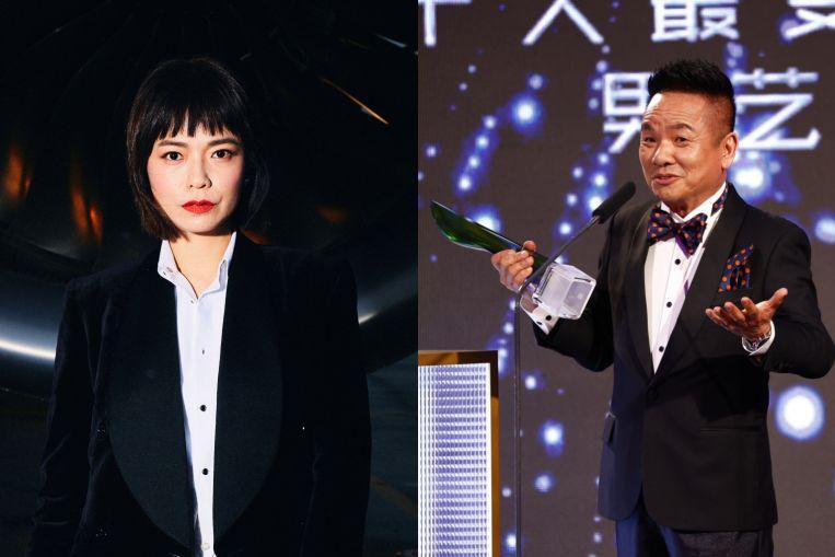 2021 Star Awards: Felicia Chin pierde su décimo trofeo, mientras que el veterano Marcus Chin gana su primera victoria