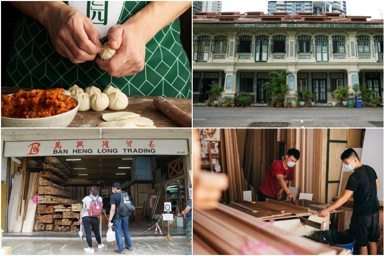 Haz bao, bebe un sorbo de vino de arroz y #supportlocal en un tour gastronómico en Jalan Besar con la guía online JalanJalan.me