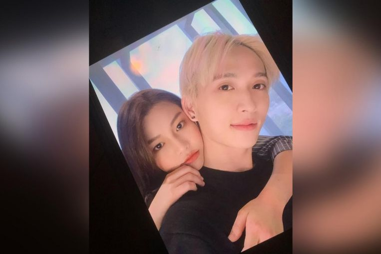 El cantante de Singapur Kenny Khoo es traicionado por la novia del cantante taiwanés