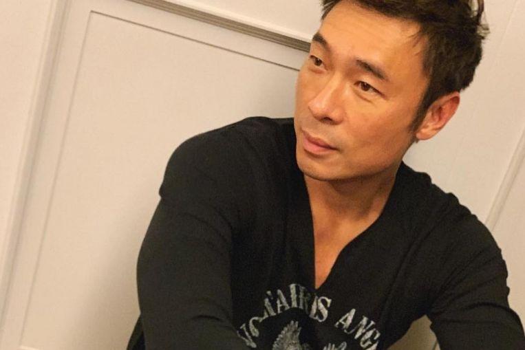 El cantante de Hong Kong Andy Hui comienza su regreso en Taiwán después de un escándalo de infidelidad
