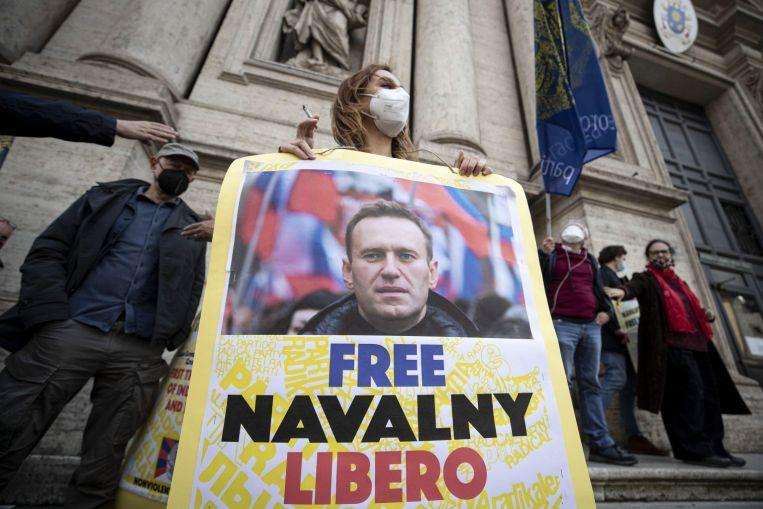 La vida del crítico del Kremlin, Alexei Navalny, en