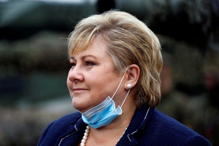 Primer ministro noruego multado por violar las restricciones de Covid-19