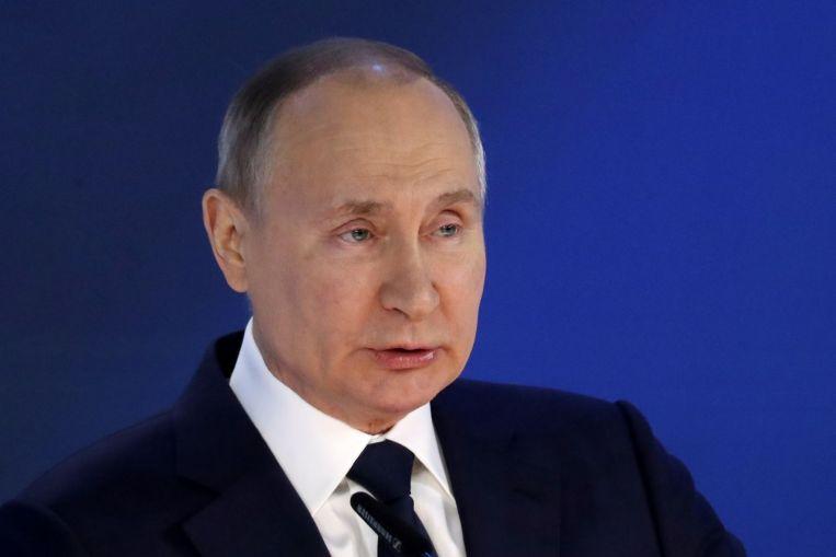Putin pide que las emisiones de gases de efecto invernadero de Rusia sean más bajas que las de la UE