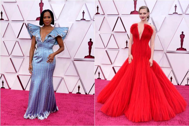 Alfombra roja de los Oscar: Glamour hace un glorioso regreso