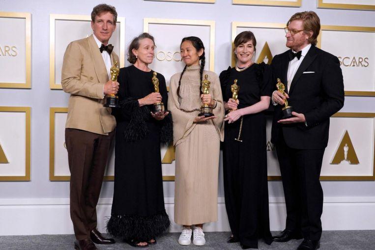 Oscar: lista completa de ganadores
